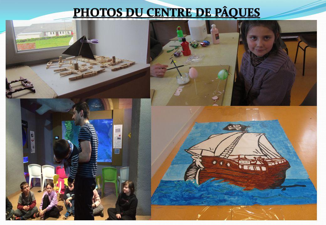 Photos du Centre de Pâques