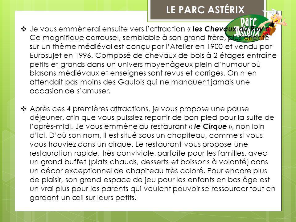 LE PARC ASTÉRIX