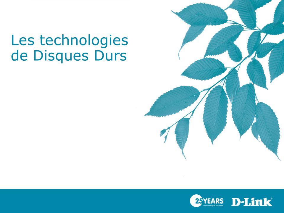 Les technologies de Disques Durs