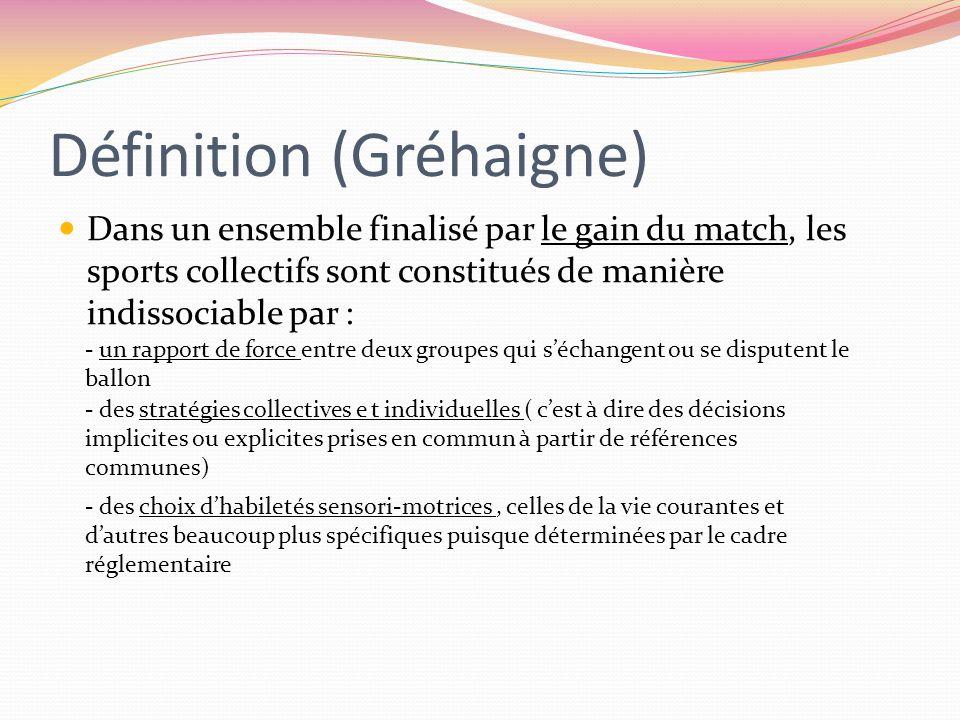 Définition (Gréhaigne)