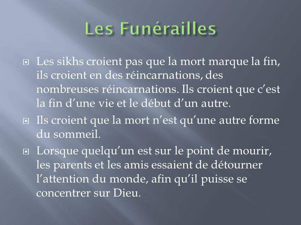 Les Funérailles