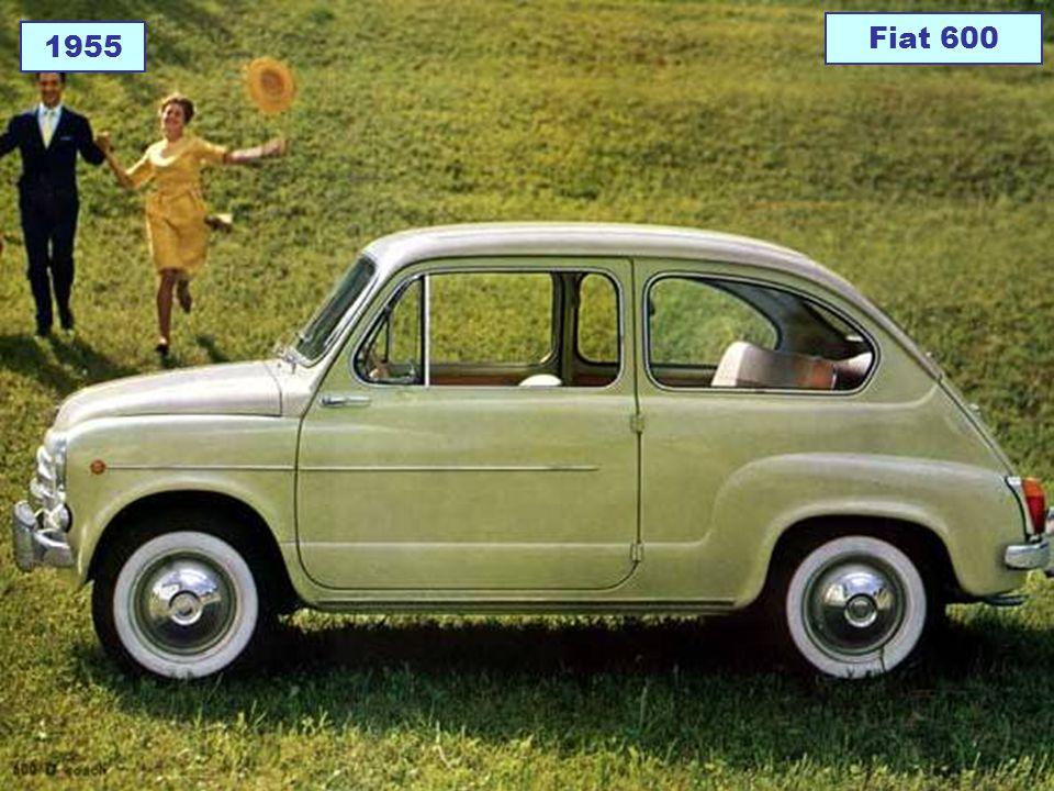 Fiat 600 1955