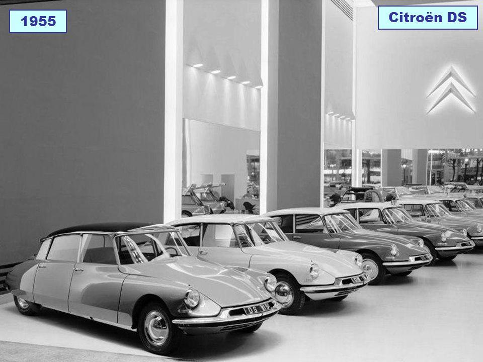 Citroën DS 1955