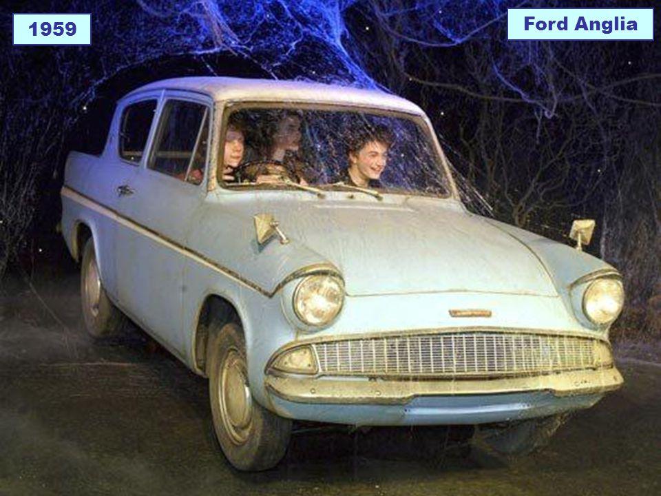 Ford Anglia 1959