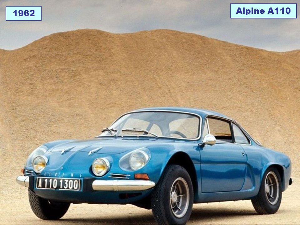 Alpine A110 1962