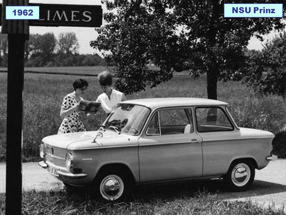 NSU Prinz 1962