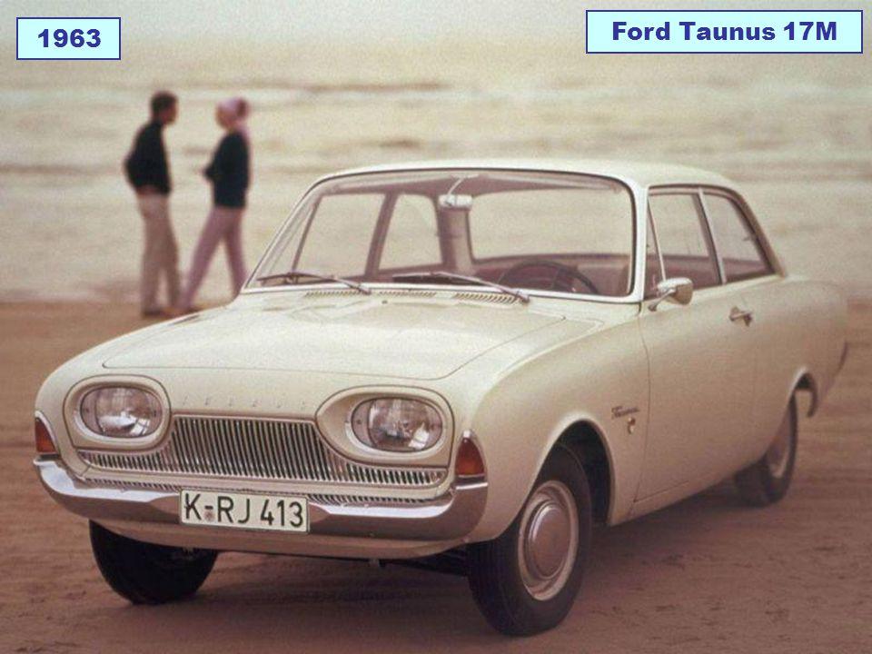 Ford Taunus 17M 1963