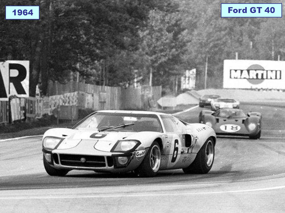 Ford GT 40 1964