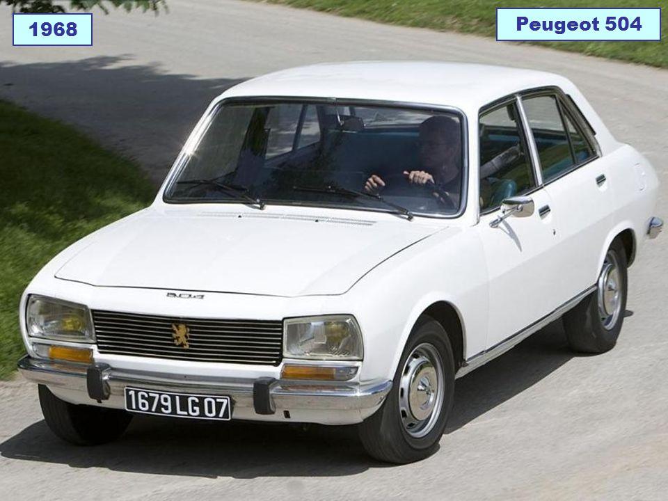 Peugeot 504 1968