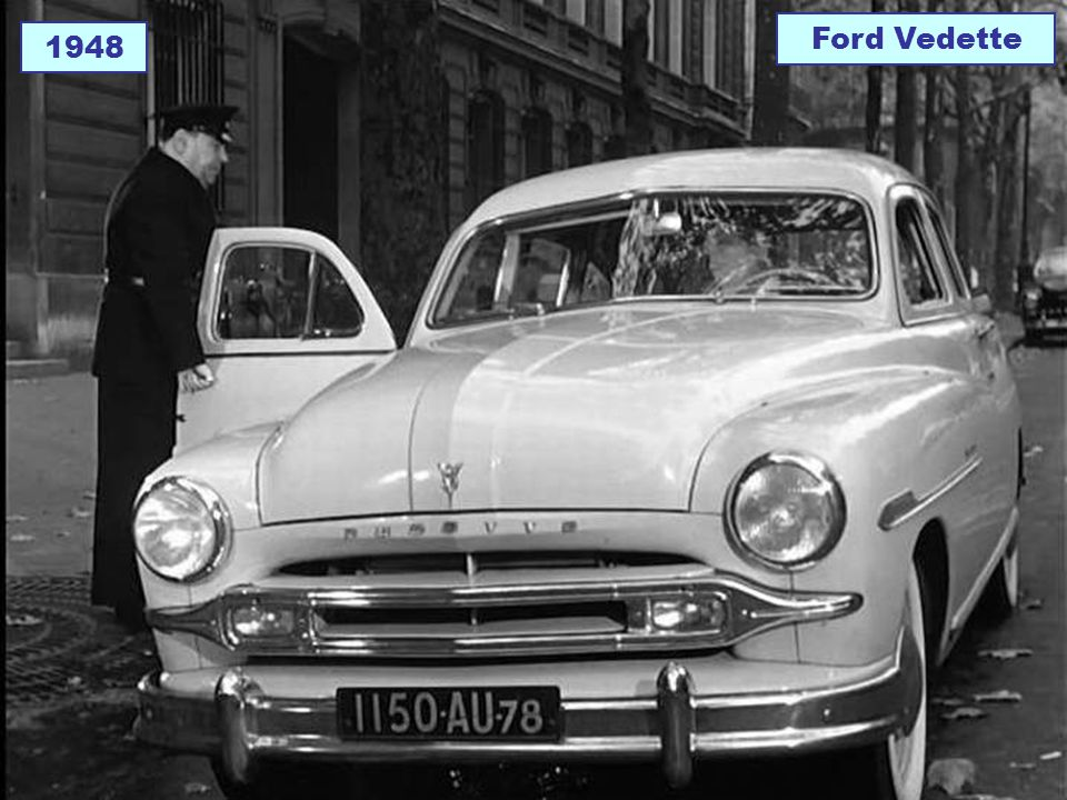 Ford Vedette 1948
