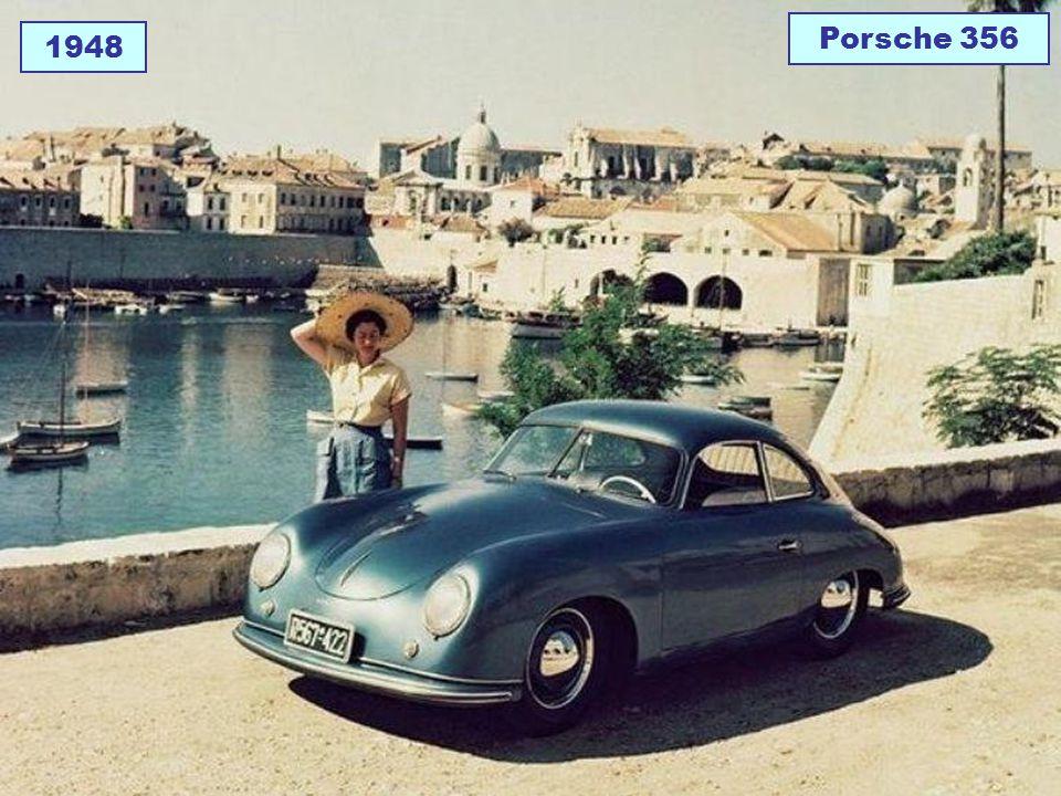 Porsche 356 1948