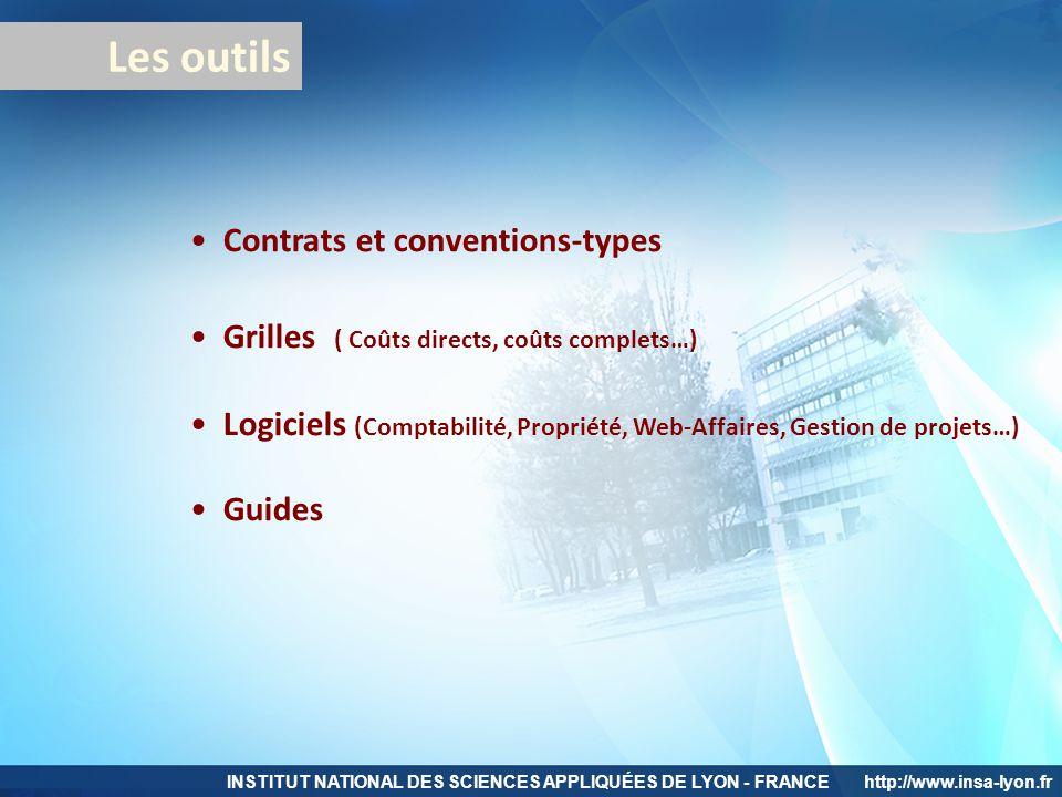 Les outils Contrats et conventions-types