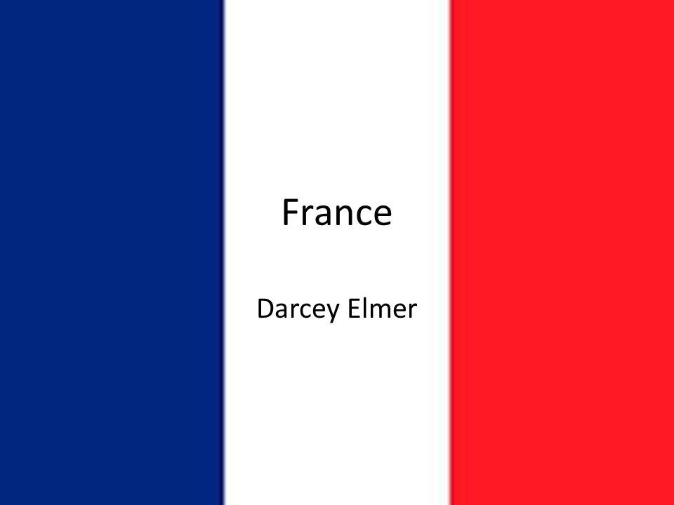 France Darcey Elmer