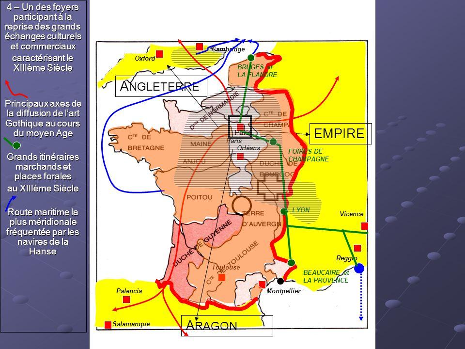 ANGLETERRE EMPIRE ARAGON