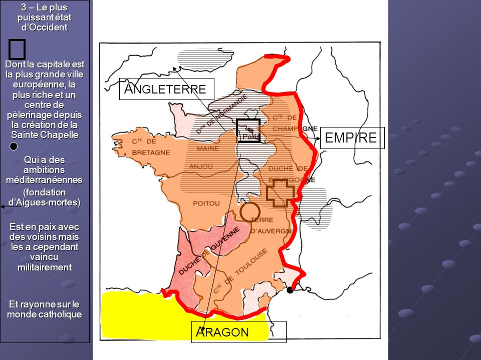 ANGLETERRE EMPIRE ARAGON 3 – Le plus puissant état d'Occident