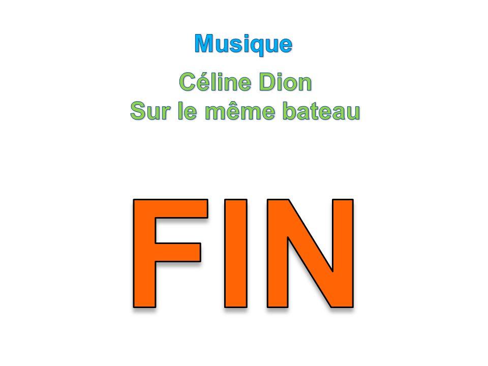 Musique Céline Dion Sur le même bateau FIN