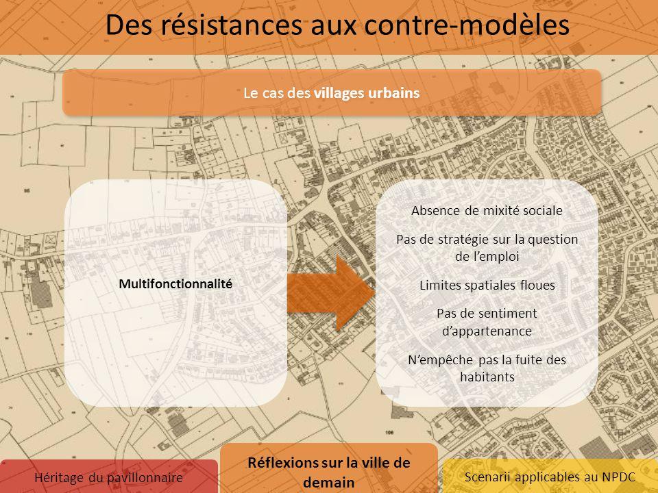 Des résistances aux contre-modèles