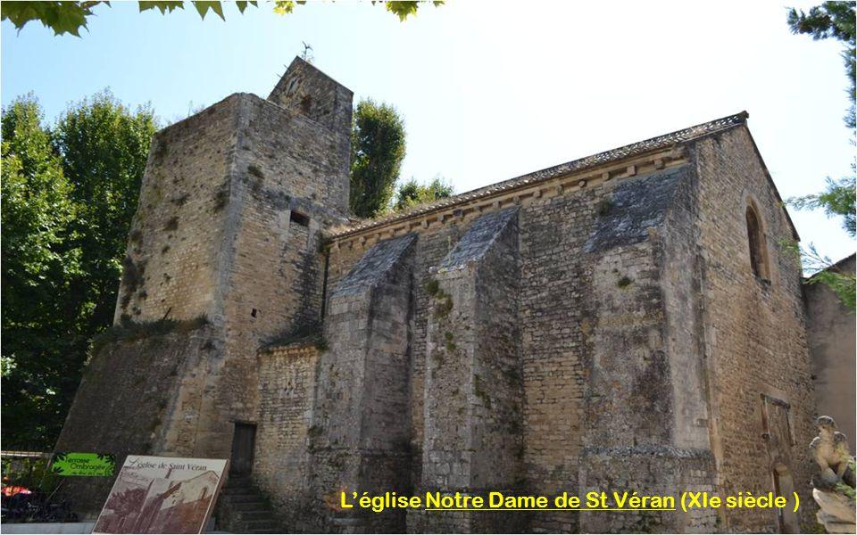 L'église Notre Dame de St Véran (XIe siècle )