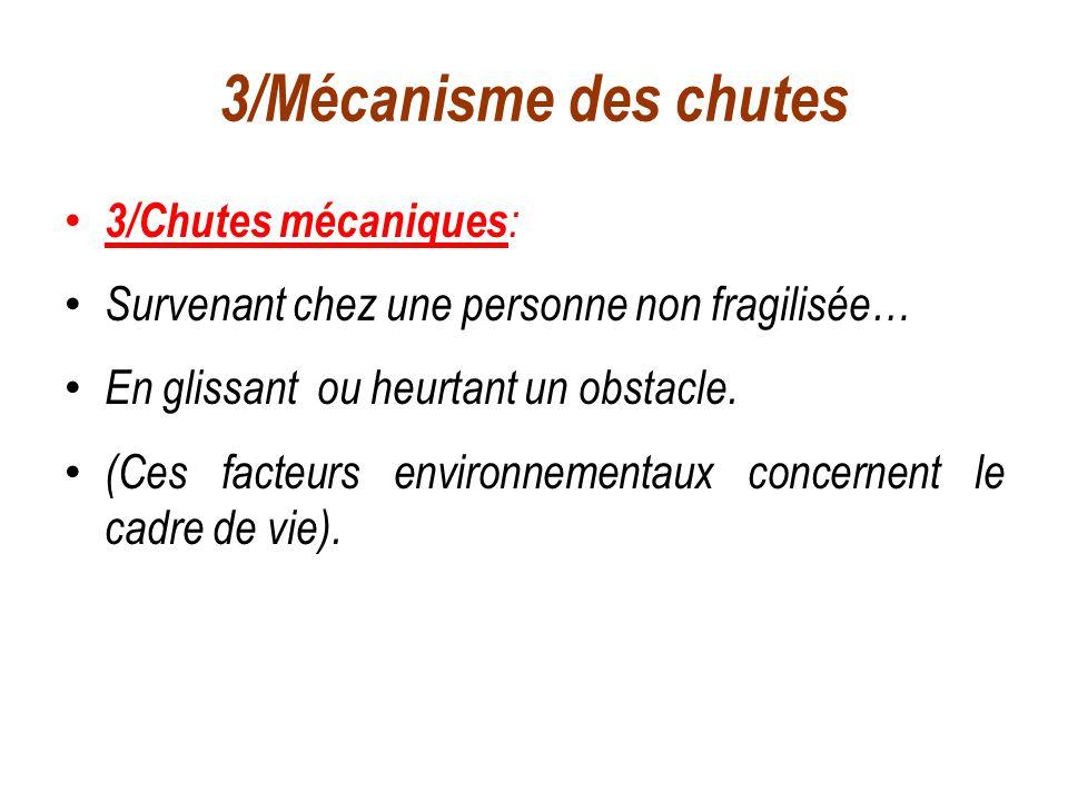 3/Mécanisme des chutes 3/Chutes mécaniques:
