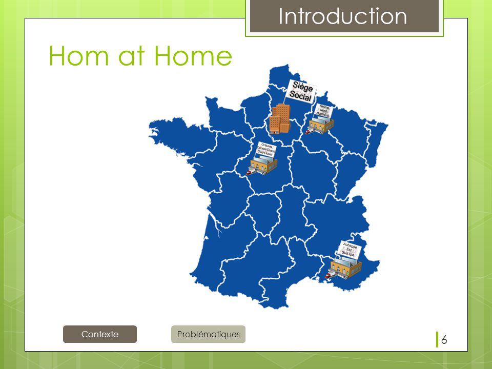 Hom at Home SEGE SOCIAL NANTERE ORLEAN REIMS PAULE AUBAGNE CYRIL 6