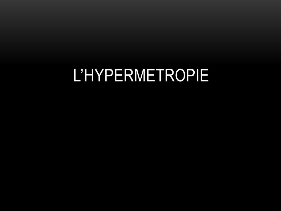 l'hypermetropie