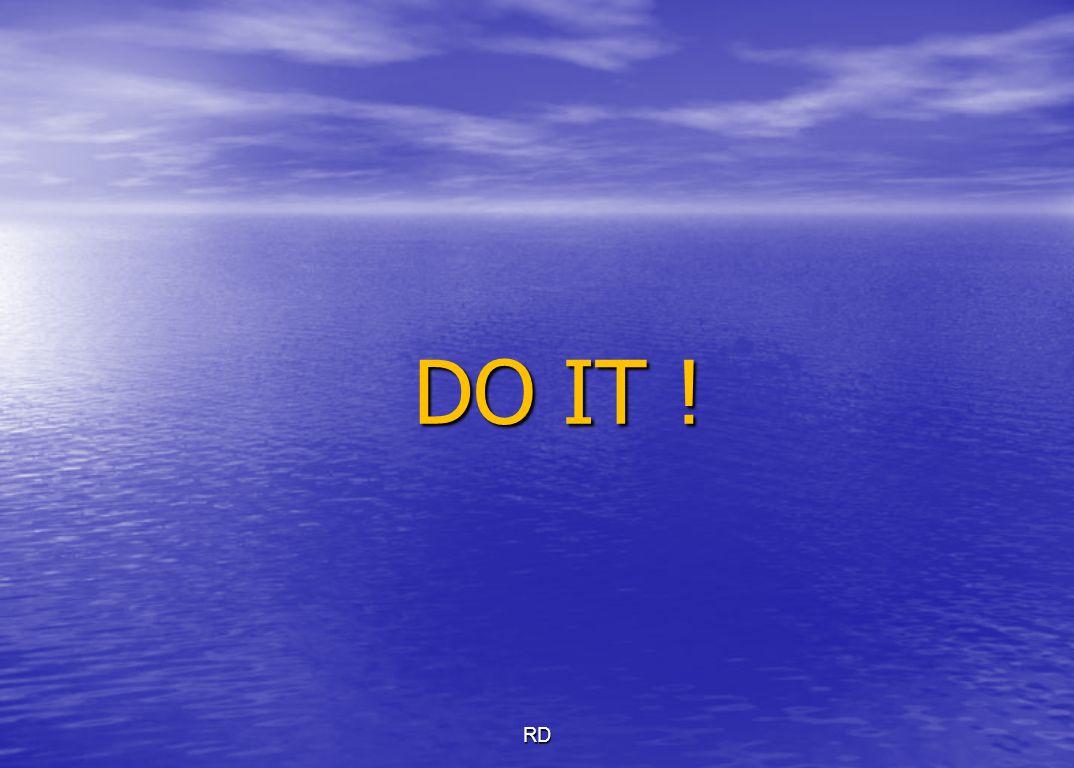 DO IT ! RD