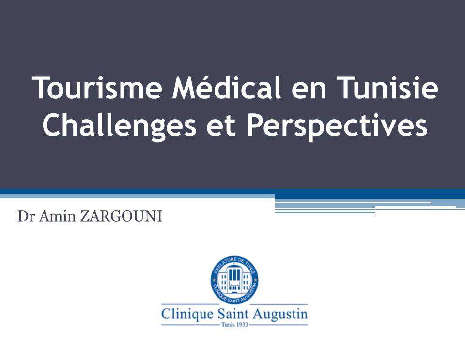 Tourisme Médical en Tunisie Challenges et Perspectives