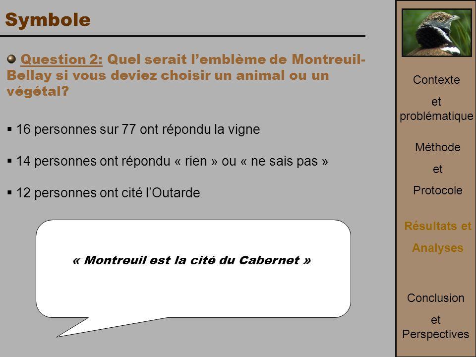 « Montreuil est la cité du Cabernet »