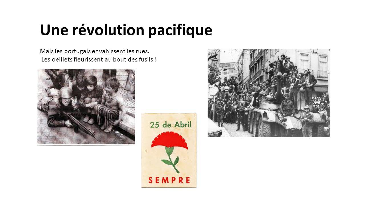 Une révolution pacifique