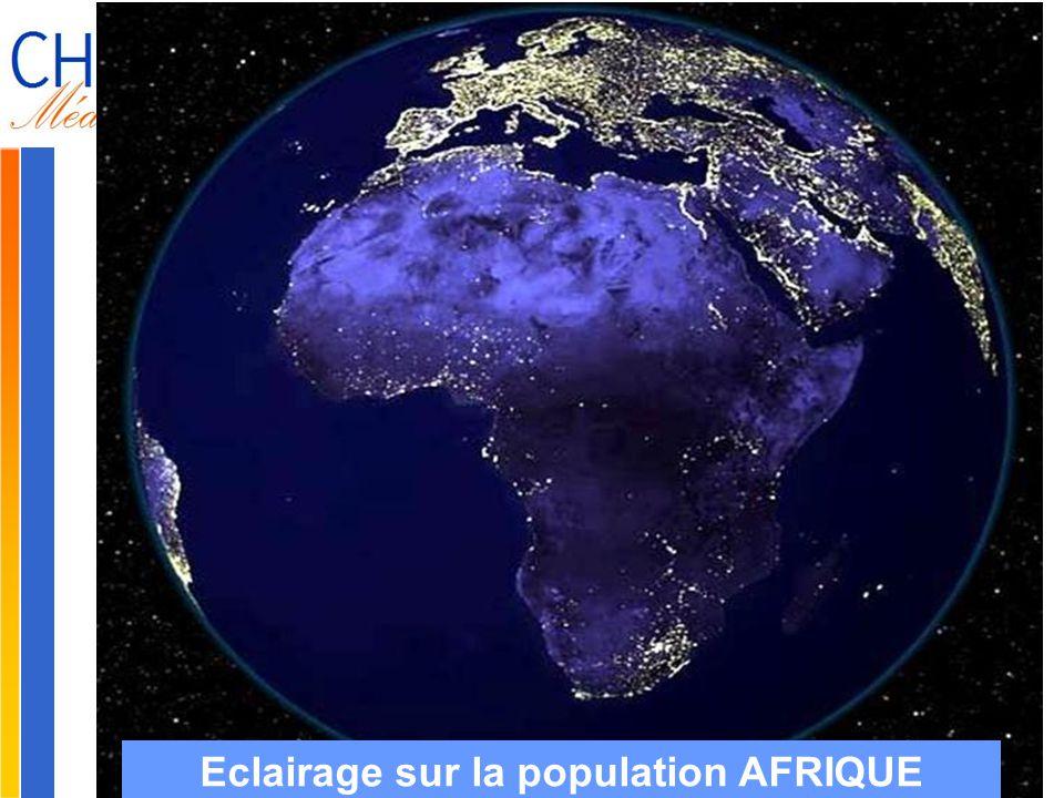 Eclairage sur la population AFRIQUE