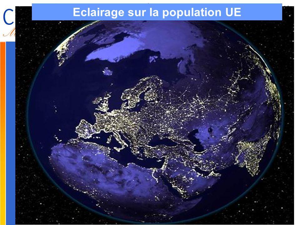 Eclairage sur la population UE