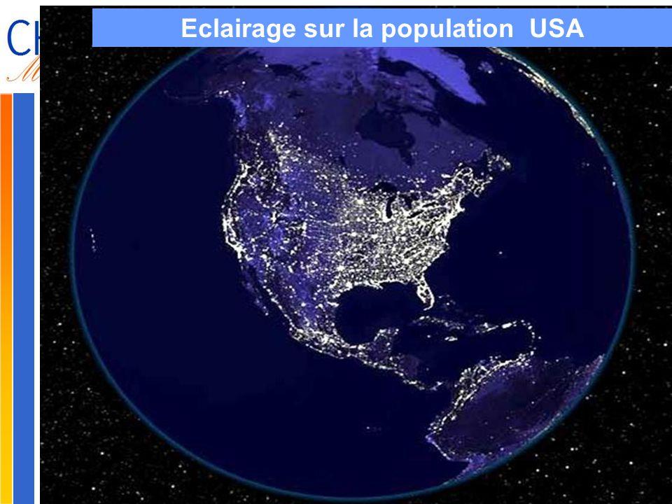 Eclairage sur la population USA