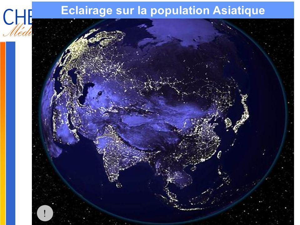 Eclairage sur la population Asiatique