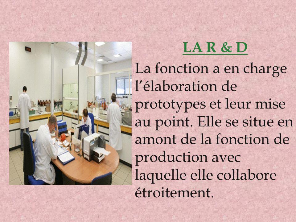 LA R & D