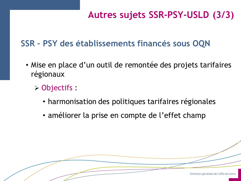 Autres sujets SSR-PSY-USLD (3/3)