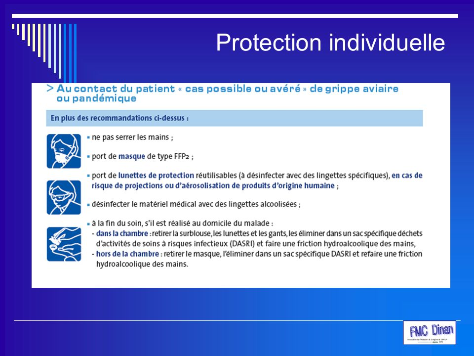 Protection individuelle