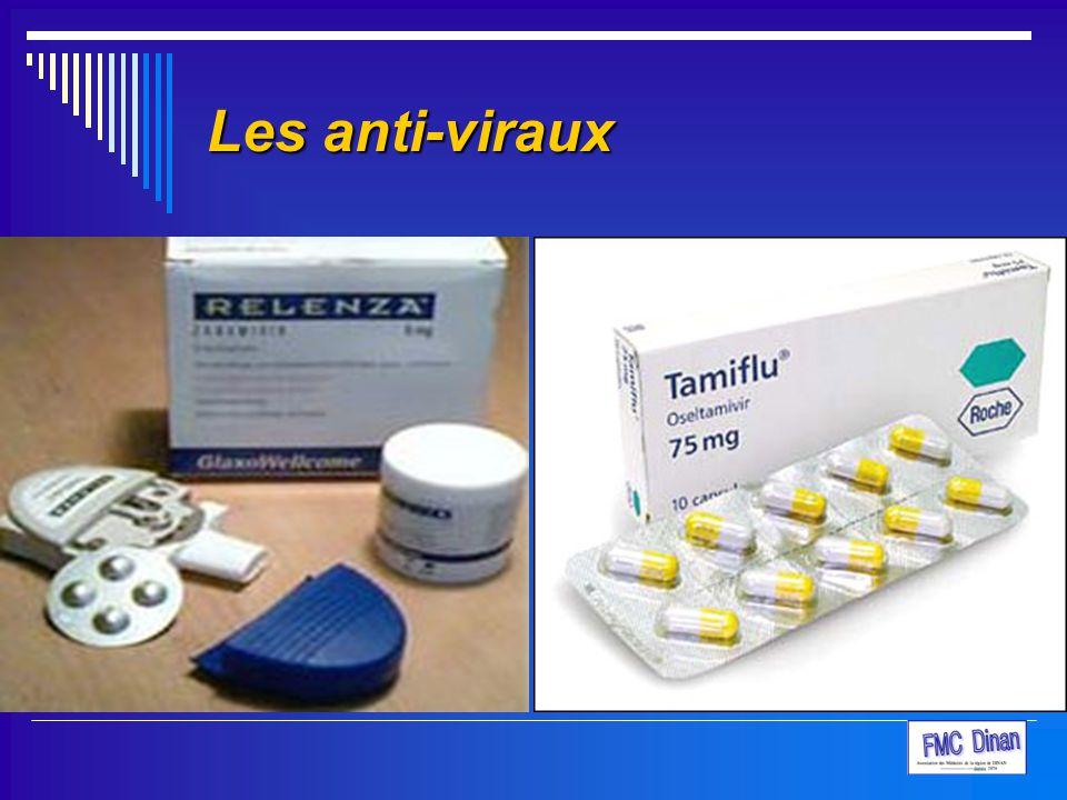 Les anti-viraux