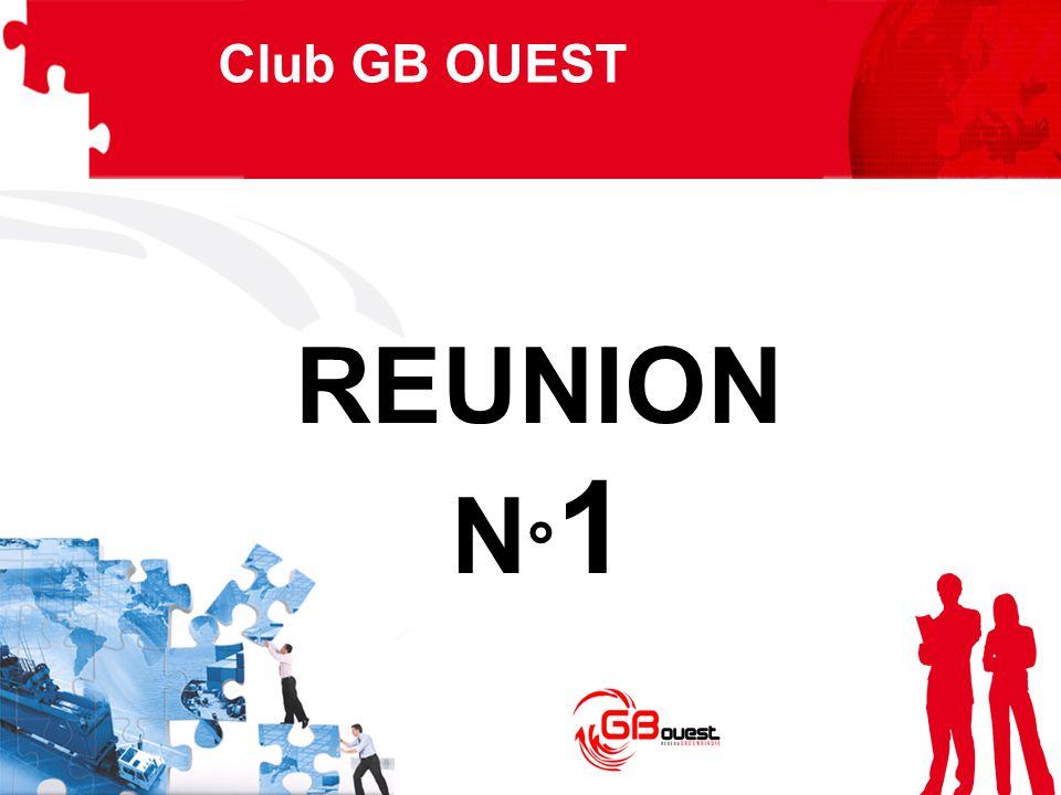 Club GB OUEST REUNION N°1