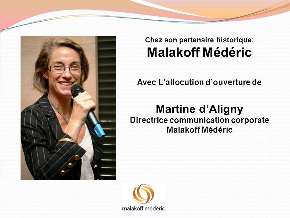 Malakoff Médéric Martine d'Aligny Avec L'allocution d'ouverture de