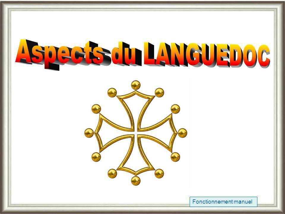 Aspects du LANGUEDOC Fonctionnement manuel