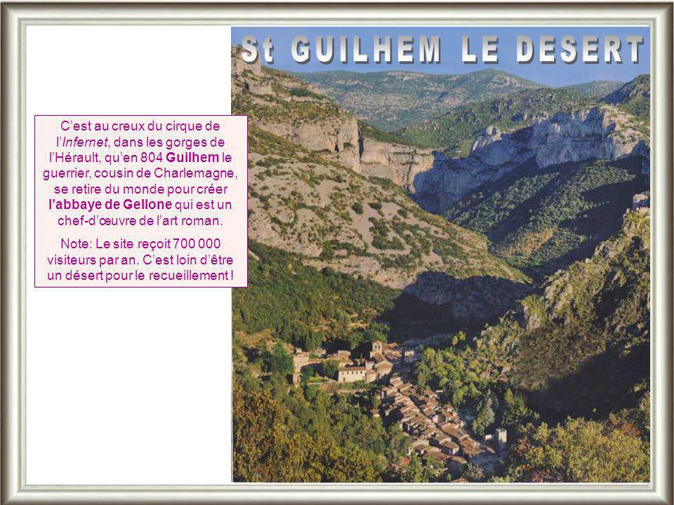 St GUILHEM LE DESERT