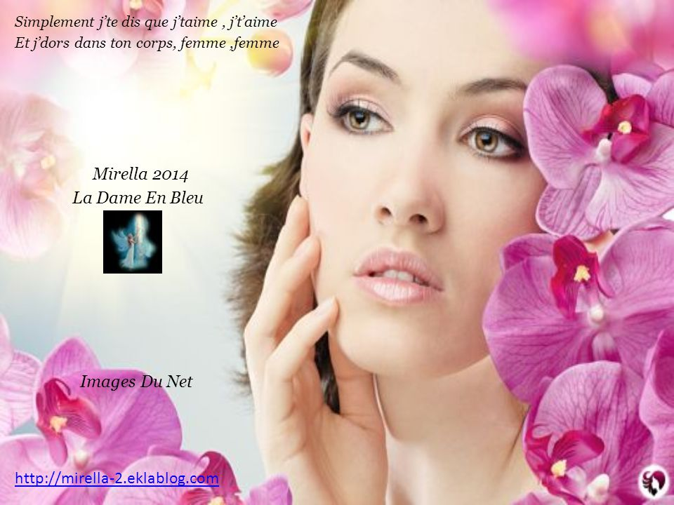 Mirella 2014 La Dame En Bleu Images Du Net