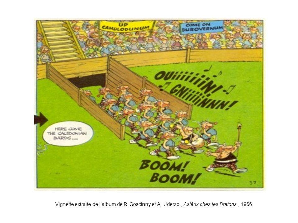 Vignette extraite de l'album de R. Goscinny et A