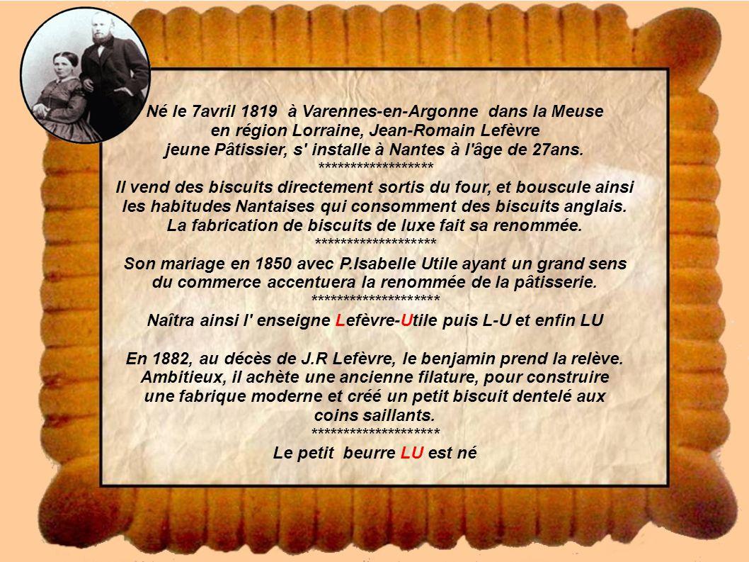 Né le 7avril 1819 à Varennes-en-Argonne dans la Meuse