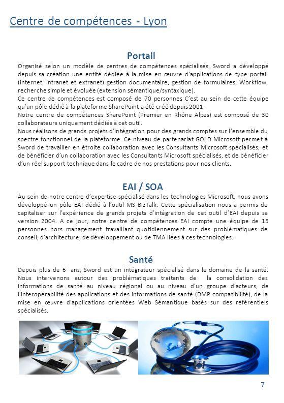 Centre de compétences - Lyon