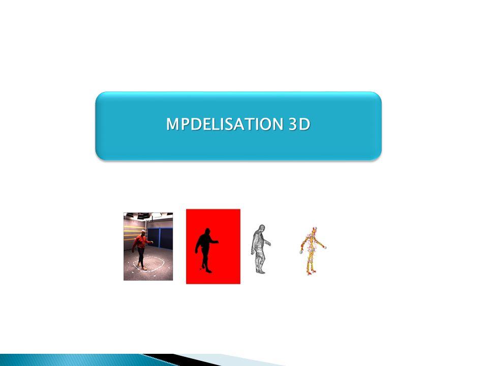 MPDELISATION 3D