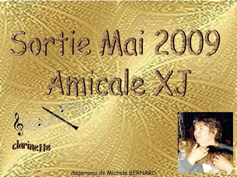 Sortie Mai 2009 Amicale XJ clarinette diaporama de Michele BERNARD 1