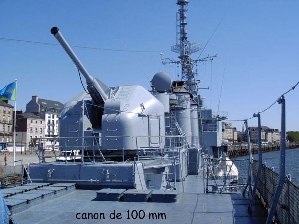canon de 100 mm