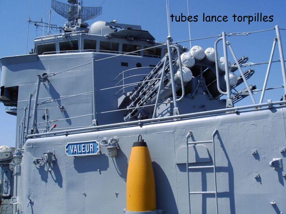 tubes lance torpilles