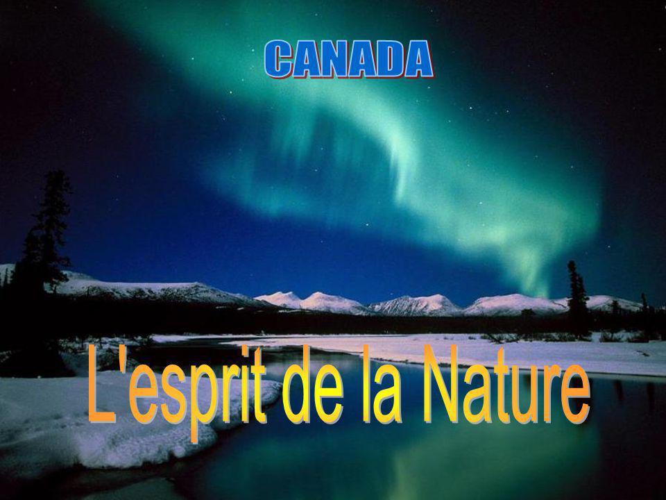 CANADA L esprit de la Nature